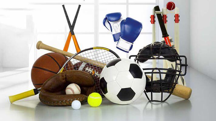 Aluguel de equipamentos esportivos