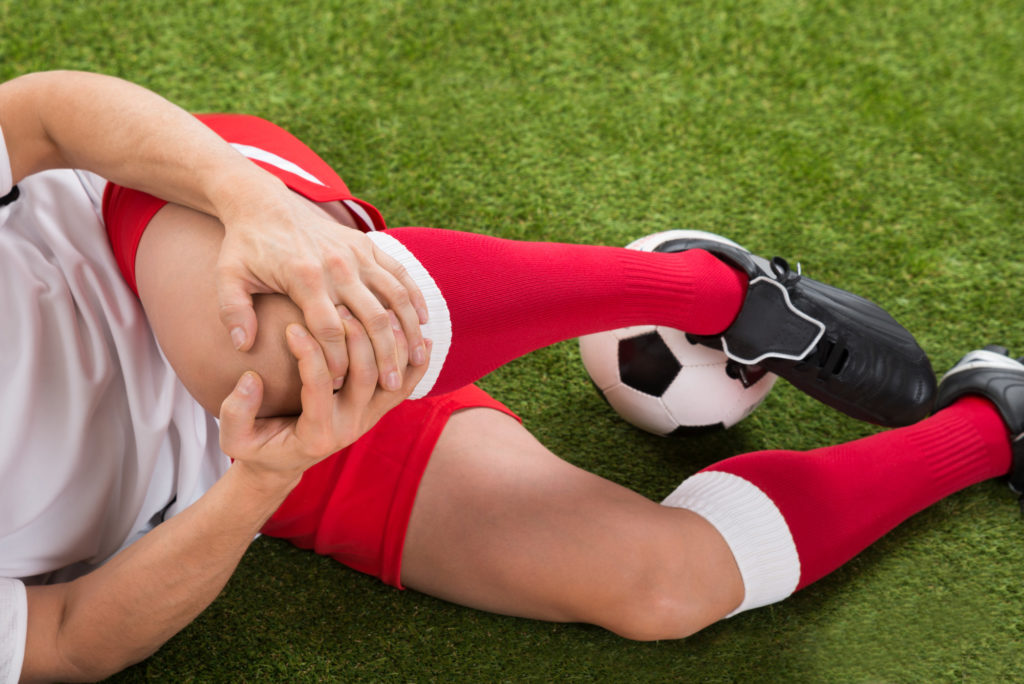 Lesões esportivas comuns